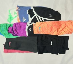 RE-SELLERS LOT WOMENS ATHLETIC sz M